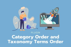 Category Order and Taxonomy Terms Orderの設定と使い方