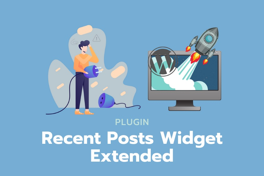 Recent Posts Widget Extendedの設定と使い方