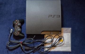 箱なし&付属品欠損のPS3を売ったので買取価格を公開します!