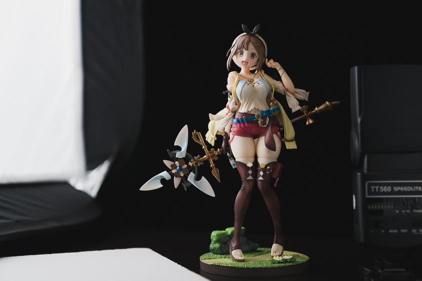フィギュア撮影とライティングの基本