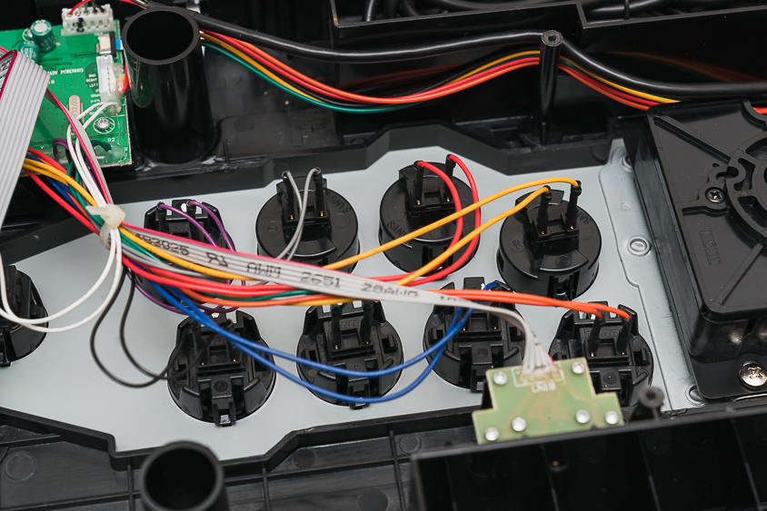 アケコンRAPのボタン交換!静音ボタンに変えてみました