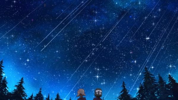 流れ星復活