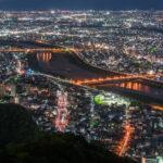 金華山・岐阜城(夜景)3