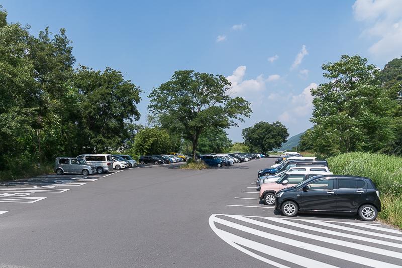 金華山・岐阜城駐車場