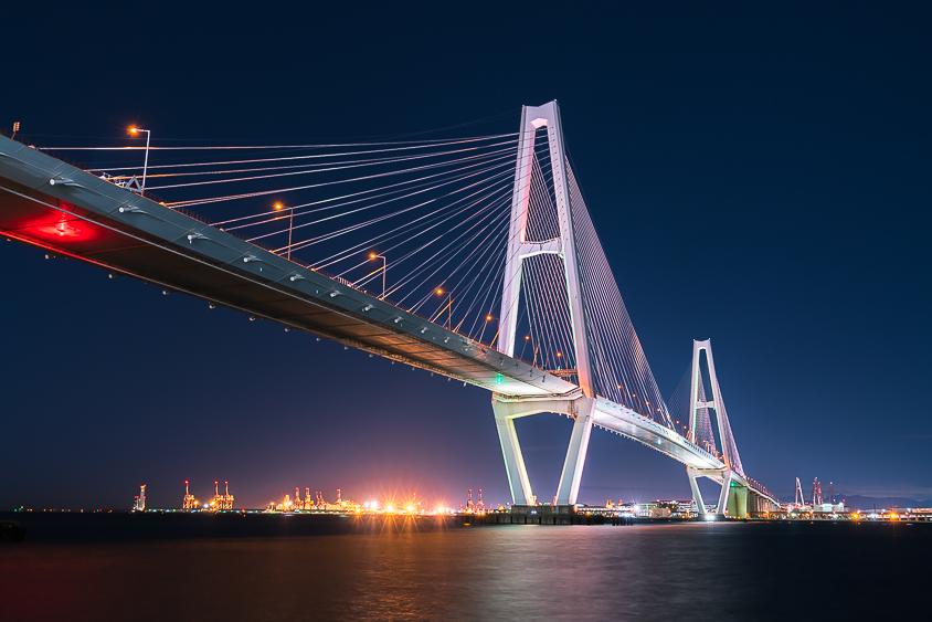 名港トリトン(夜景)