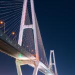 名港トリトン(夜景)4