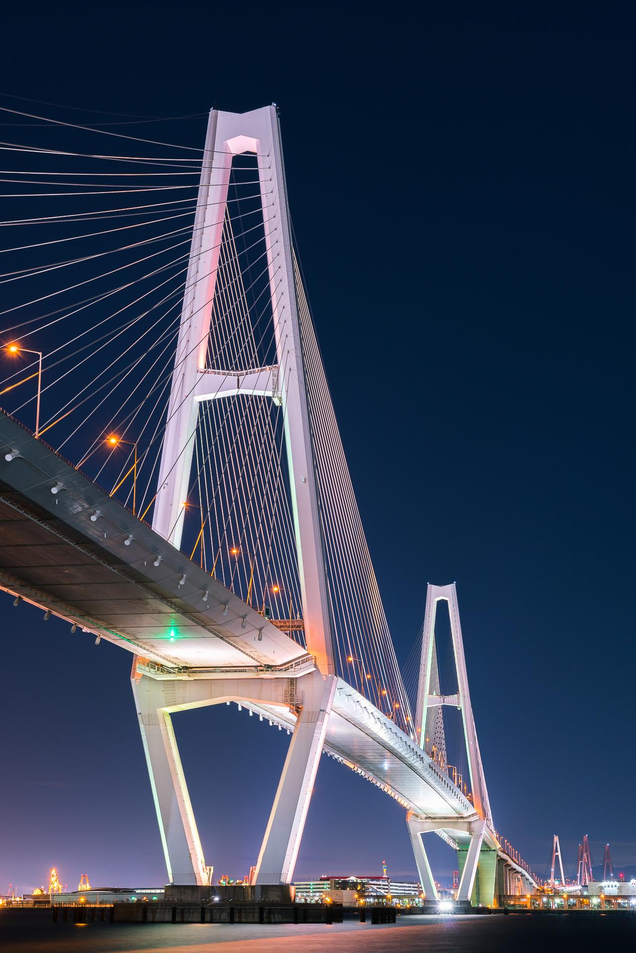 名港トリトン夜景2
