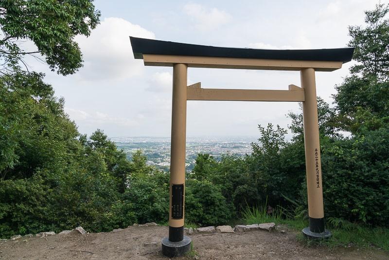 白山神社(小牧市)注意