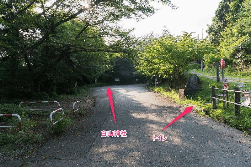 白山神社(小牧市)撮影スポット1