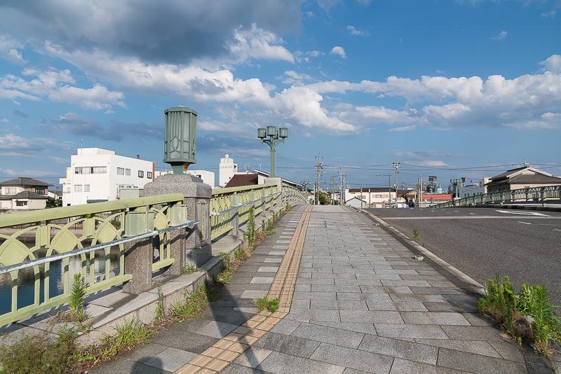 相生橋(工場夜景)注意