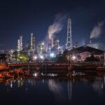 三重県「四日市工場夜景(相生橋)」の行き方と撮影スポット