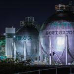 大正橋(工場夜景)5