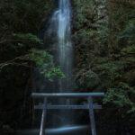 岩門の滝1