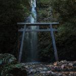 岩門の滝2