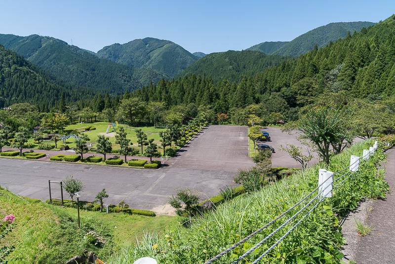 株杉の森(21世紀の森公園)アクセスと駐車場