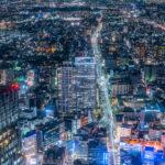スカイプロムナード(夜景)4