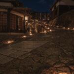 馬籠宿(氷雪の灯祭り)7