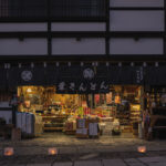 馬籠宿(氷雪の灯祭り)4