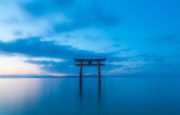 滋賀県高島市「白鬚神社」の行き方と撮影スポット