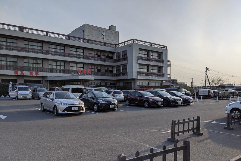 伏見稲荷大社 駐車場