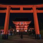 伏見稲荷大社(楼門)2
