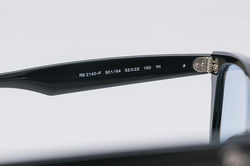 WAYFARER RB2140F 90164 52-22レビュー7