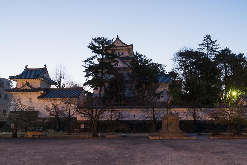 大垣城 撮影スポット