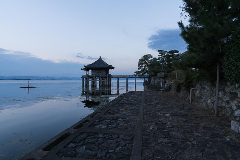 浮御堂(満月寺)1