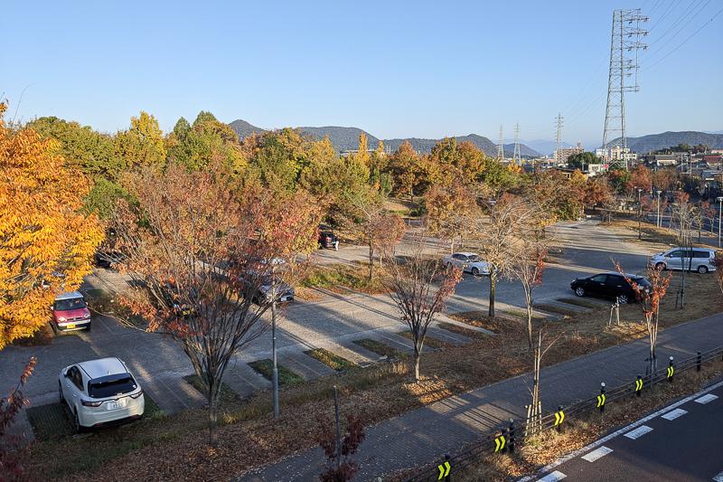 学びの森(冬ソナストリート)駐車場2
