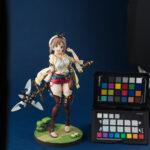 フィギュア撮影で使える背景紙「羊皮紙(ようひし)」レビュー